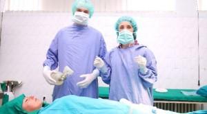 ניתוח להרמת חזה