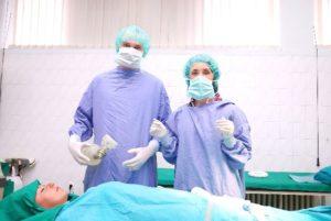 צלקות לאחר ניתוח הקטנת חזה
